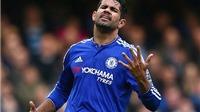 Diego Costa ghi bàn kém hơn cả Fernando Torres ở Chelsea