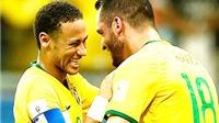 Brazil thắng Peru 3-0: Dunga và cuộc cách mạng 4-1-4-1