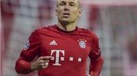Man United tiến sát đến việc chiêu mộ Robben
