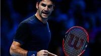 Roger Federer hạ Kei Nishikori, toàn thắng ở vòng bảng
