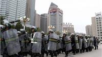Trung Quốc bắn gục 28 tay súng khủng bố ở Tân Cương