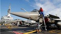 CHÙM ẢNH: Cận cảnh 'cỗ máy chiến tranh' của Pháp lên đường tận diệt IS