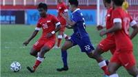U21 Thái Lan mạnh nhưng không đáng sợ