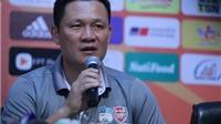 HLV Nguyễn Quốc Tuấn: 'U21 HAGL chơi tốt, chỉ thiếu bàn thắng'
