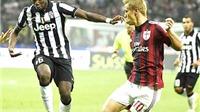 02h45, 22/11, Juventus - Milan: Dù đã suy yếu, Juve vẫn trên cơ