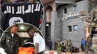CHÙM ẢNH: Hiện trường đẫm máu vụ khủng bố Mali làm 27 người chết