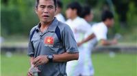 HLV Phạm Minh Đức: 'U21 HAGL không có nhiều đột biến'