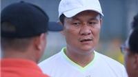 HLV Nguyễn Quốc Tuấn: 'Thua HAGL cũng không từ bỏ tấn công'