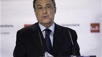 Florentino Perez, chủ tịch 'sát' 10 HLV ở Real Madrid