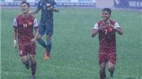 U21 Việt Nam sẵn sàng đối đầu U21 HAGL