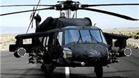 Mỹ: Rơi trực thăng quân sự UH-60, 4 người thiệt mạng