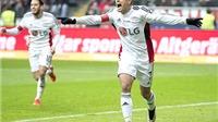 Từ ngày rời Man United, Chicharito liên tục ghi bàn