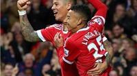 CẬP NHẬT tin sáng 28/11: Man United mất Lingard và Rojo. Ibra có thể trở lại AC Milan