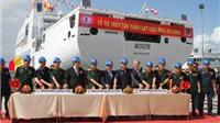 Đà Nẵng hạ thủy tàu Cảnh sát biển 8005