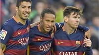 Không cần dựng tượng, Messi - Neymar - Suarez vẫn là số một