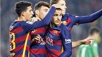Barca vào vòng 1/8 Cúp Nhà Vua: Có Munir và Sandro, không cần Nolito