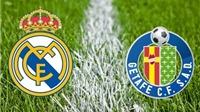 Link truyền hình trực tiếp và sopcast trận Real Madrid - Getafe (22h00, 05/12)