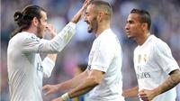 Real Madrid thắng dễ Getafe: Lâu lắm rồi Ronaldo, Benzema và Bale mới tỏa sáng!