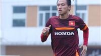 Ngọc Thắng chia tay U23 Việt Nam, Tuấn Anh về Hà Nội trưa nay