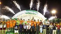 Giải bóng đá Cúp Bia Sài Gòn 2015: FC Quán 46 vô địch khu vực Bình Thuận