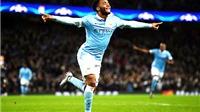 Man City 4–2 M'gladbach: Sterling tỏa sáng, Man City vào vòng 1/8 với ngôi đầu