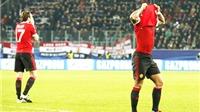 ĐIỂM NHẤN: Van Gaal trả giá vì tin cầu thủ trẻ. Fellaini chẳng biết làm gì ngoài đánh đầu