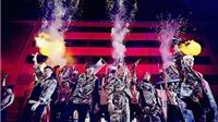Big Bang có video K-pop được xem nhiều nhất năm trên YouTube