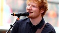 Ed Sheeran – Ngôi sao của Năm trên Facebook