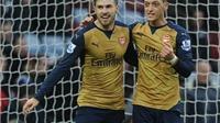 Mesut Oezil: Nguồn cảm hứng bất tận của Arsenal