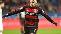 Bayer Leverkusen: Vì sao Chicharito bừng cháy?