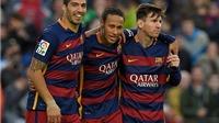 Barca vắng bóng ở Đội hình tiêu biểu vòng bảng Champions League
