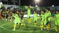 Giải bóng đá Cúp Bia Sài Gòn 2015: Vì sao giải phong trào lại hút khách?