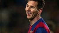 Messi khao khát làm giàu cho bộ sưu tập danh hiệu của Barca