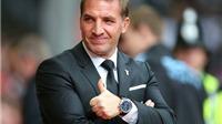 Brendan Rodgers đang chờ Mourinho bị sa thải với hy vọng được dẫn dắt Chelsea