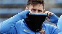 Messi vắng mặt ở trận gặp Guangzhou Evergrande vì đau thận