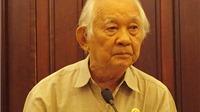 Vĩnh biệt họa sĩ Huỳnh Phương Đông - người hiền chép sử bằng màu sắc