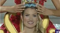 VIDEO: Màn ứng xử tuyệt vời và hành trình đăng quang của tân Hoa hậu Thế giới 2015