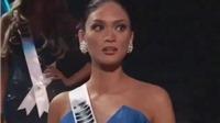 VIDEO: Người đẹp Colombia mất vương miện... sau 5 phút, người đẹp Philippines choáng váng