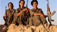 Những nữ chiến binh khiến IS sợ như bị đày xuống địa ngục