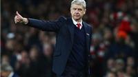 Arsene Wenger: 'Chưa khi nào, cơ hội vô địch của Arsenal lại lớn đến thế'