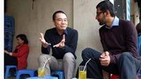 Chủ quán trà chanh Nhà Thờ ngỡ ngàng vì CEO Google đến 'chém gió'