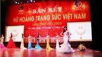 33 thí sinh 'Nữ hoàng trang sức Việt Nam 2015' vào chung kết