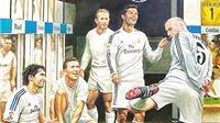Tâm thư gửi Zinedine Zidane về ghế HLV ở Real Madrid