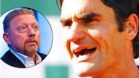Boris Becker: Vì tiền, Federer trở nên vô cảm