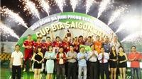 Giải bóng đá Cúp Bia Sài Gòn 2015: Giải đấu vì cộng đồng