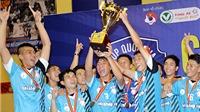 Hải Phương Nam Phú Nhuận vô địch giải futsal Cúp QG 2015