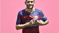 Tiêu điểm: Aleix Vidal còn hơn là 'một Alves'