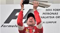 5 sự kiện đáng nhớ của mùa F1 2015