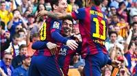 La Liga và cuộc đua 'tam mã' Barca - Atletico - Real