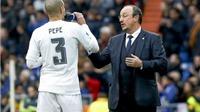 Rafa Benitez: 'Tôi khen Ronaldo vì anh ấy dám đá penalty sau khi đã đá trượt'